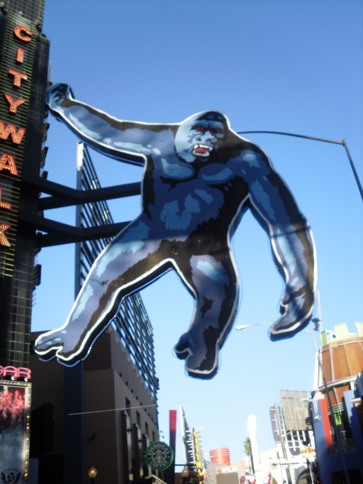 photoblog image King Kong